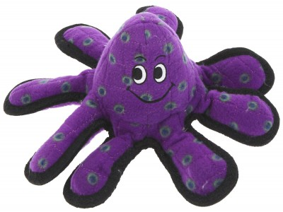 Tuffy Octopus - Dog Toy