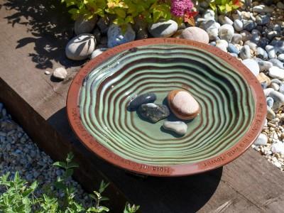 Bird Feeder - Bird Bath