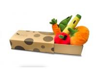 Zucchini - Dog Toy